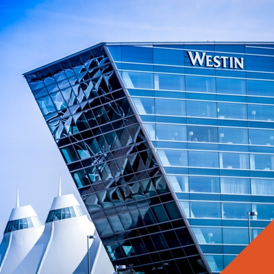 DEN Westin Hotel and Transit Center Grand Opening